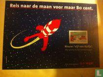 Reis naar de maan voor maar 80 cent