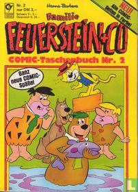 Familie Feuerstein Comic-Taschenbuch 2