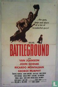 Filmposter - Battleground - 1949