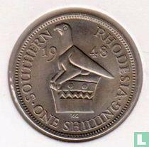 Zuid-Rhodesië 1 shilling 1948
