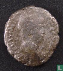 Romeinse Rijk, AR Tetradrachme, 98-117 AD, Trajanus Alexandrië, 116-117 AD