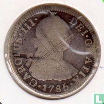 Mexico 2 reales 1785
