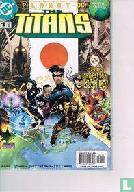 The Titans Annual 1