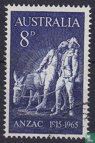 50 jaar ANZAC
