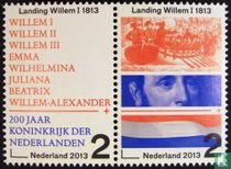 Kingdom of the Netherlands 200 year