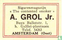 Sigarenmagazijn A. Grol Jr.