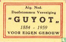 """Doofstomme Vereniging """"Guyot"""""""