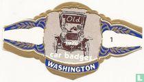 Old 1976 car badges