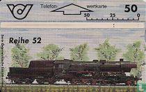 Lokomotive - Reihe 52