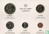 Denemarken jaarset 1980