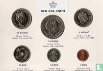 Denemarken jaarset 1981