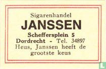 Sigarenhandel Janssen