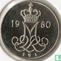 Denemarken 10 øre 1980