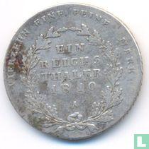 Pruisen 1 thaler 1810