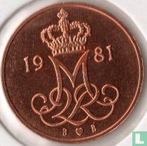 Denemarken 5 øre 1981
