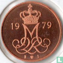Denemarken 5 øre 1979
