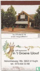 Café Restaurant In 't Groene Woud