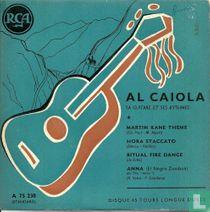 Al Caiola sa guitare et ses rythmes