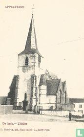 Appelterre de Kerk - l'eglise