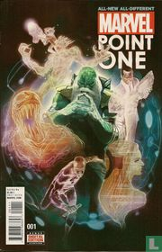 All-new all-different Marvel Point One 1