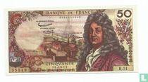Frankrijk 50 Francs (Senator sigaren)