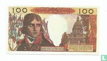 Frankrijk 100 Francs (Senator sigaren)