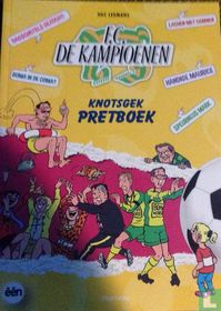 Knotsgek pretboek