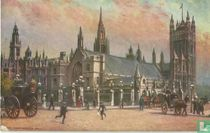 London. Westminster Hall