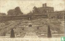 The Pond Garden, Hampton Court Palace