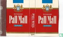 Rothmans - Pall Mall - Export