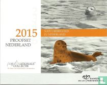 """Netherlands mint set 2015 (PROOF) """"Nationale Collectie"""""""