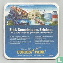 Europa*Park® - 40 Jahre - Zeit. Gemeinsam. Erleben. / Erdinger