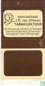 Speciaalzaal J.R. van Offeren - Tabak/lektuur