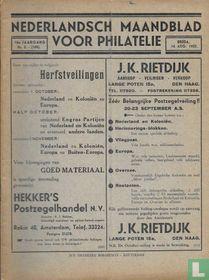 Nederlandsch Maandblad voor Philatelie 188