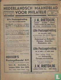 Nederlandsch Maandblad voor Philatelie 196