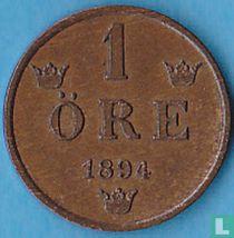 Zweden 1 öre 1894