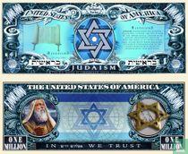 USA JUDAISM  biljet