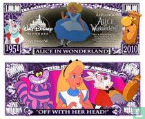 Alice in Wonderland  biljet
