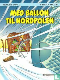 Med ballon til Nordpolen