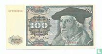 Duitsland 100 Mark (Senator sigaren)
