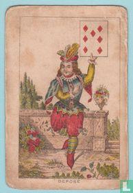 Joker, Belgium, Naine Jaune Speelkaarten, Playing Cards