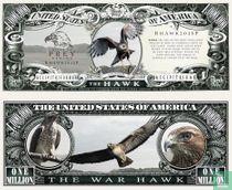 The HAWK vogel biljet
