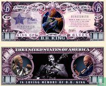 B.B. KING herinnerings biljet 2015 - Riley B. King