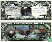 The Eagle 2015 dollar biljet