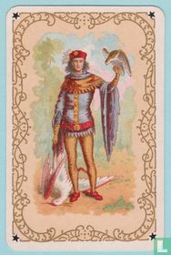 Joker, France, Jeu Louis XV, Speelkaarten, Playing Cards