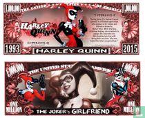 Harley Quinn biljet