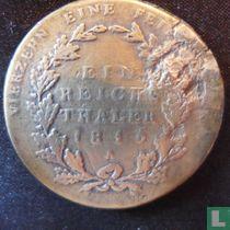 Pruisen 1 thaler 1815 (A)