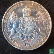Hannover 1 thaler 1857