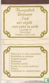 "Bourgondisch Restaurant ""Puck""met uitzicht...."