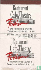 Restaurant Café Theatre Podium